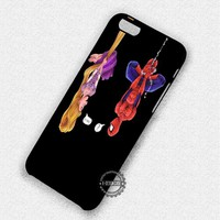 Hanging Tangled Rapunzel - iPhone 7 6 Plus 5c 5s SE Cases & Covers