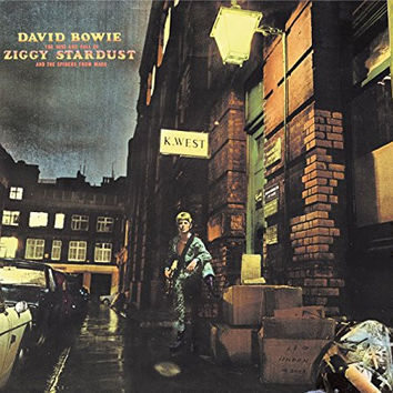 David Bowie - The Rise and Fall of Ziggy Stardust and The Spiders from Mars LP RE