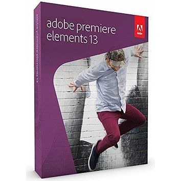 Adobe Premiere Elements 13 - French Edition