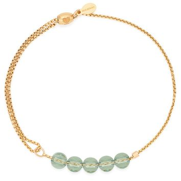Sprout Expandable Bracelet With Swarovski® Crystals