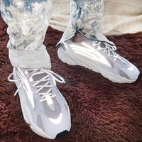 Adidas Yeezy 700 New Fashion Runner Boost Fashion Casual Couple Running Sport Shoes