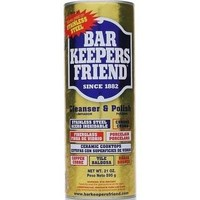Bar Keeper's Friend Cleanser & Polish - 21 oz canister