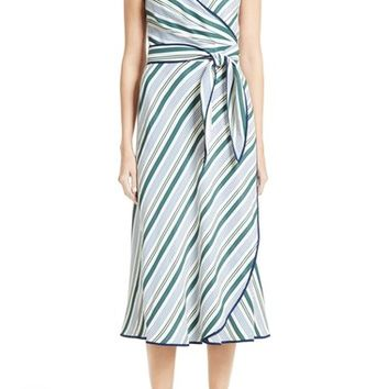 Tory Burch Villa Wrap Dress | Nordstrom