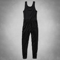 Bouncy Knit Jumpsuit