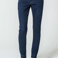Dropped Sport Frost Blue Jeans | chinos-trousers | Cheapmonday.com