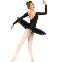 Adult Professional 6-Layer Platter Tutu