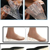 001-transparent increase Insole