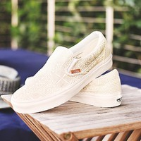 Vans Pacific Island Slip On at Free People Clothing Boutique