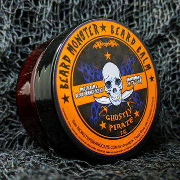 Ghostly Pirate Beard Balm