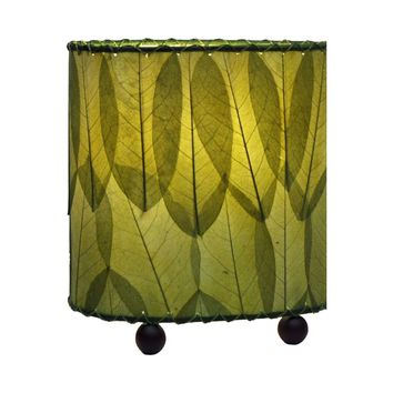 Mini Guyabano Table Lamp Green