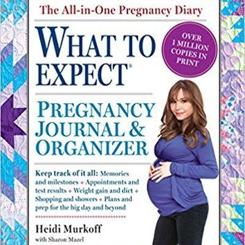 What to Expect Pregnancy Journal & Organizer JOU SPI
