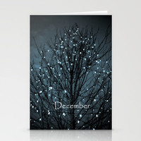 The 1st of December Stationery Cards by Ann B. | Society6