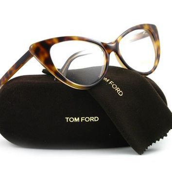 Tom Ford Eyeglasses TF 5224 TORTOISE 56J TF5224
