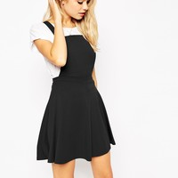 ASOS Pinafore Dress at asos.com