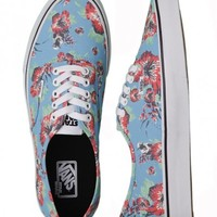 Vans - Authentic Star Wars Yoda Aloha - Shoes