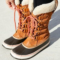 Joan of Artic Shearling Weather Boot