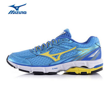 MIZUNO Women WAVE CONNECT 3 Breathable Support Cushioning Jogging Running Shoes Sneakers Sport Shoes J1GD164848 XYP279
