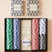 Texas Hold Em Poker Set - Urban Outfitters