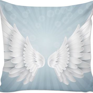 ROCP Angel Wings Couch Pillow