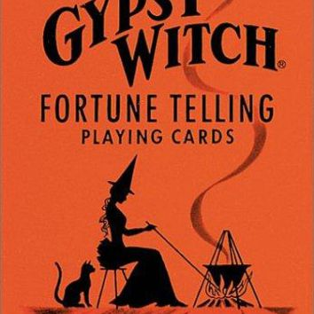 Gypsy Witch Fortune Telling Playing Cards GMC CRDS