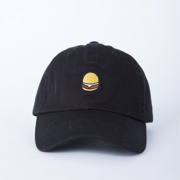 Hamburger Baseball Cap