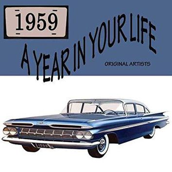 Bobby Darin & Paul Anka & Brook Benton & Frankie Avalon & Lloyd Price & Ray Charles & &                   3                  more - A Year In Your Life 1959
