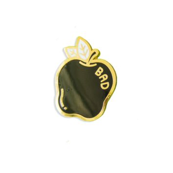 Bad Apple Enamel Pin