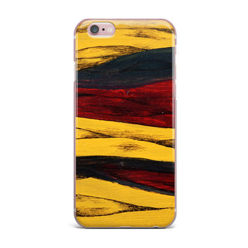 "Brittany Guarino ""Sheets"" iPhone Case"