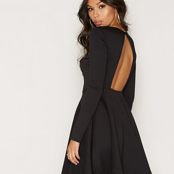 Triangle Back Dress, NLY One