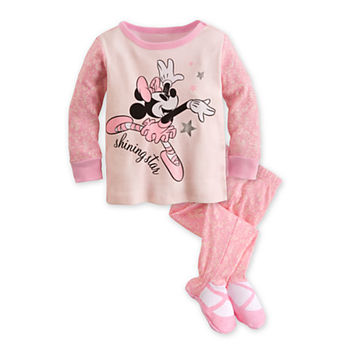Minnie Mouse Shining Star PJ Pal for Baby