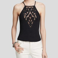 Free People Top - Vice Crop