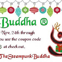 Unique Jewelry for Unique People by TheSteampunkBuddha