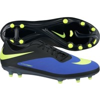 Nike Men's Hypervenom Phatal FG Soccer Cleat - Blue/Volt | DICK'S Sporting Goods