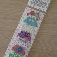 Sticky bookmarks tabs