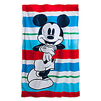 Mickey Mouse Beach Towel - Jumbo - Summer Fun