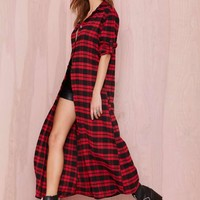 Reverse Austin Shirtdress