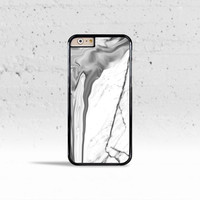 Melting Marble Stone Case Cover for Apple iPhone 4 4s 5 5s 5c 6 6s Plus & iPod Touch