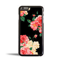 Large Carnation Flowers Case for Apple iPhone 6 Plus