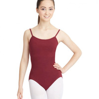 Capezio Adult Camisole Adjustable Leotard