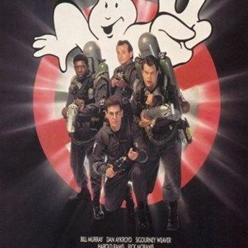 GHOSTBUSTERS II 1989 movie poster 24X36 BILL MURRAY sigourney weaver 24X36