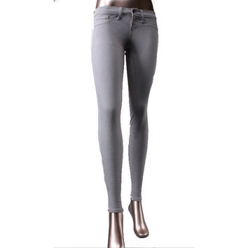Flying Monkey Grey Skinny Jeans L7384ff