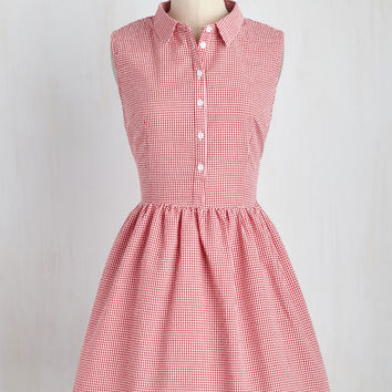Come Fun, Come All Dress | Mod Retro Vintage Dresses | ModCloth.com
