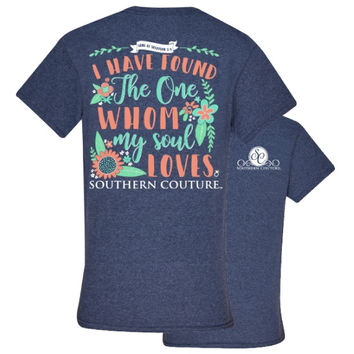 Southern Couture The One My Soul Loves T-Shirt