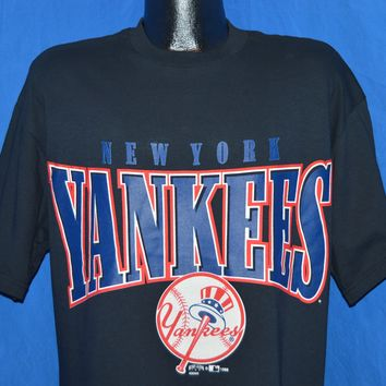 90s New York Yankees Deadstock t-shirt Medium