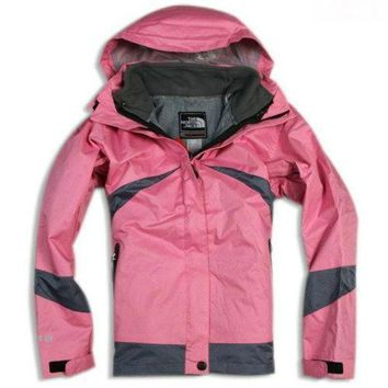 ESBONS The North Face Womens 2 in 1 Outdoor Jackets