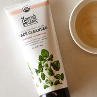 Nourish Organic Moisturizing Cream Face Cleanser by Anthropologie Green One Size Jewelry