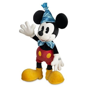 Disney Walt Disney World Mickey's Celebration Medium Plush New with Tag