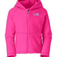 The North Face Toddlers' (2T-5) Tops TODDLER GIRLS' GLACIER FULL ZIP HOODIE