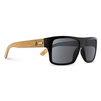 Wooden Sunglasses // Carlton 51