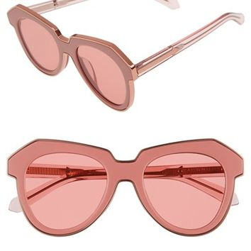 Karen Walker 'One Astronaut - Arrowed by Karen' 49mm Sunglasses | Nordstrom